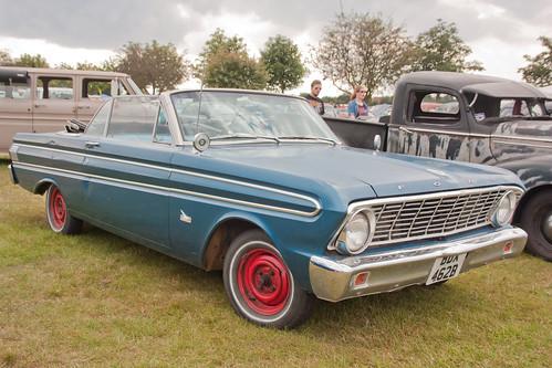 1964 Ford Falcon Futura Convertible - a photo on Flickriver