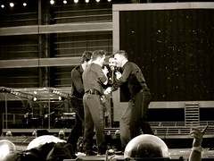 Take That (essjaie) Tags: progress photostream markowen garybarlow takethat 2011 jasonorange howarddonald progresslivetour