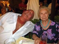 Taormina - My friend Peppe and my mom (Luigi Strano) Tags: portraits sicily taormina ritratti sicilia messina sicile sizilien италия портреты европа сицилия таормина peppegullotta