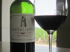 Chateau Latour 2009