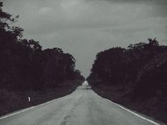 que hay después de aqui? (poesía circular) Tags: camino carretera bn infinito destino historia pensar desconocido sentimiento casualidad