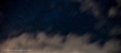 A Break in the Clouds (Dwood Photography) Tags: new york blue sky ny newyork black clouds stars grey star evening break gray astro nighttime astrophotography sparkling oe jewelrybox abreakintheclouds a dwoodphotography dwoodphotographycom