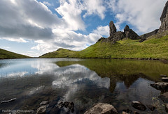 Reflections of Storr (Panorama Paul) Tags: reflections scotland isleofskye loch oldmanofstorr nikkorlenses nikfilters neverhdr nikond800 paulbruinsphotography