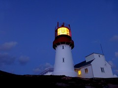 Lindesnes fyr  (the lighthouse of Lindesnes) (Frans.Sellies) Tags: norway night norge norwegen clear noruega norvegia lindesnes noorwegen noreg norvge  norwegia p1030631  lighthousetrek