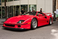 Ferrari F40 (a300zx4pak) Tags: chicago f40 ferrarif40 ferrarifestival 2012ferrarifestival