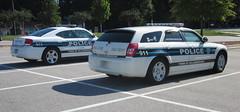 Dodge Charger, Magnum (Hillsborough Police) (NCnick) Tags: wagon nc north police carolina dodge department cruiser charger magnum k9 unit hillsborough ncnick