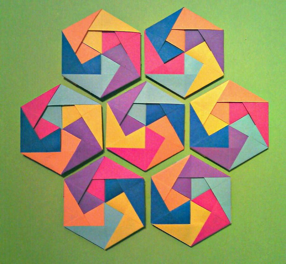 The Worlds Most Recently Posted Photos Of Origami And Puzzle