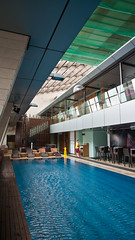 Angles (jenschuetz) Tags: travel vacation holiday swimming southeastasia relaxing malaysia kualalumpur kl overseas skybar tradershotel openairpool 33rdfloor gettinouttadodge