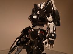 G Exes-Jackedge (jaqio) Tags: mobile japan jack j robot model g painted suit age edge kit gundam hg airbrush bandai exes gunpla plamo