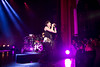 The Script performing live at the Shepherds Bush Empire. London, England