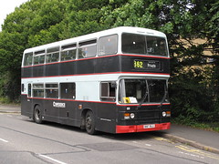 Confidence 69 (DOG187) - B187 BLG: Knighton Road, Leicester, 13/09/2012 (47609FireFly) Tags: leicester confidence ecw crosville leylandolympian midlandfox knightonroad b187blg dog187 crosvilledog187 midlandfox4527 confidence69