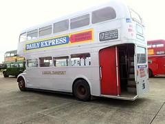 (redbuslondon) Tags: duxford routemaster rm silverlady rml wlt577 rm577 rm664