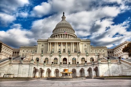 Washington DC Capitol - HDR by freestock.ca ♡ dare to share beauty, on Flickr