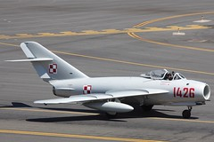 (Eagle Driver Wanted) Tags: classic museum aircraft military jet fresco pilot aero aerospace 1426 militaryaircraft fighterjet mig17f polishairforce mig17ffresco classicaircraftmuseum