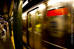 "Subway. New York, NY, USA. • <a style=""font-size:0.8em;"" href=""http://www.flickr.com/photos/35947960@N00/8000428510/"" target=""_blank"">View on Flickr</a>"