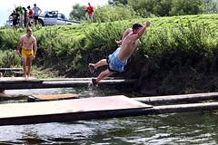 "Lowland Games ""River Knock-Out Challenge"" (lens buddy) Tags: uk wet water sport canon fun glamour lads somerset rafting knockout familyfun watersports splash fancydress prettygirls dirtysocks muchelney wetsocks wetboys langport watergames wetclothes thorney wetgirls eos50d rafti eos7d sydenhamcameraclub crazyrafting lowlandgames2012 rivergames riverknockout"