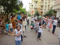 Ganpati @ home, pune (black_coffee_blue_jeans) Tags: india festival indian ganesh maharashtra pune puja ganpati