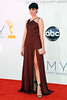 Jena Malone 64th Annual Primetime Emmy Awards, held at Nokia Theatre L.A. Live - Arrivals Los Angeles, California