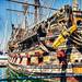 Galleon Neptune. Genoa. Il Galeone