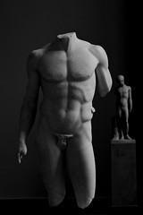 Polykleitos in Berlin - I (egisto.sani) Tags: berlin art museum greek arte greca pergamon berlino doryphoros polykleitos polyclitus doriforo policleto polycleitos