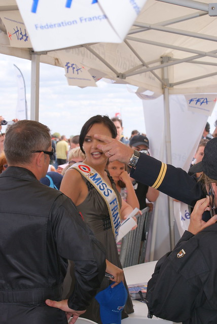 Valerie Bègue Miss France 2008