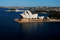 Sydney Opera House (SineadFriel) Tags: sydney australia pylon operahouse sydneyharbour sydneyoperahouse