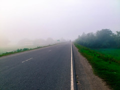 Long way to Go....! (Rafiqul Awal) Tags: nature bangladesh tsc jaflong syhlet xperia sonyericssonxperiaray ratargul