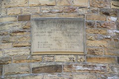 Old Elyria Water Tower (Elyria, Ohio) (cmh2315fl) Tags: ohio watertower elyria nationalregisterofhistoricplaces loraincounty nrhp historicwatertower elyriawatertower