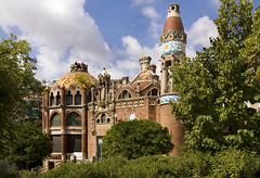 IMG_6578 Hospital de Sant Pau - UNESCO World Heritage Site - Seen On Explore - 2012-10-07 # 54 (jaro-es) Tags: barcelona espaa architecture canon spain explorer architektur spanien architektura spanelsko eos450 rememberthatmomentlevel1 rememberthatmomentlevel2 rememberthatmomentlevel3