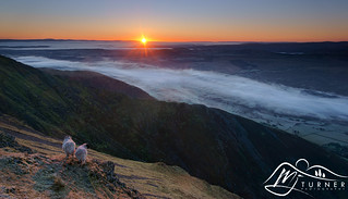 Sunrise, Blencathra.