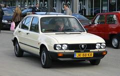 Alfa Romeo Alfasud SC (timvanessen) Tags: auto oktober italia 10 7 07 houten zeven jk88kr