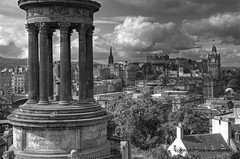 """View from Calton Hill • <a style=""""font-size:0.8em;"""" href=""""http://www.flickr.com/photos/45090765@N05/8067579188/"""" target=""""_blank"""">View on Flickr</a>"""