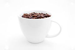 cup of coffee (photography.andreas) Tags: morning food brown white tasse coffee café closeup breakfast dark studio cafe beans healthy energy flavor natural quality background beverage grain picture seed kaffee columbia bean fresh roast arabic gourmet clean whitebackground health arab bow harmony backdrop espresso braun caffeine coffe cofee freshness roasted kaffeebohnen aroma arabica ingredient coffeebeans cafee bohnen productphotography overwhite kaffeebraun fooddesign braune produktfotografie braunes kaffebohnen 100arabica kaffeefarbe kaffeefarben kaffeefarbig