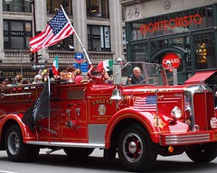 FDNY 9/11 MACK Engine 343, Fire Family Transport Foundation, New York City (jag9889) Tags: city nyc columbus people italy holiday ny newyork heritage classic festival truck fire memorial day antique manhattan explorer 911 engine culture parade celebration company bands marching hispanic fifthavenue spectators christophercolumbus mack cultures fdny department americas firefighters floats 2012 participants 343 bravest italianamerican columbusdayparade engine343 jag9889 y2012 1082012 2012columbusdayparade