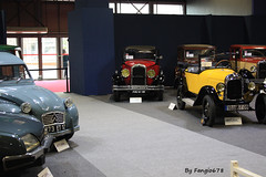 Citron(s) Collection A. Trigano) (fangio678) Tags: retromobile 04 02 2016 paris voituresanciennes voiture voitures collection cars classic coche oldtimer youngtimer citron trigano andr french francaise