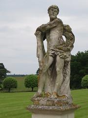 Buscot Park (Dubris) Tags: england oxfordshire buscotpark nationaltrust garden statue sculpture hercules