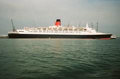 Queen Elizabeth 2 - 169-24 (Captain Martini) Tags: cruise cruising cruiseships liners cunard qe2 rmsqueenelizabeth2 southampton