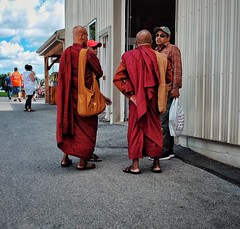 Monks at Amish Country Amish Pennsylvania United States Mobilephotography FUJIFILM X-T1 at Lancaster, PA (JKickin) Tags: monks amishcountry amish pennsylvania unitedstates mobilephotography fujifilmxt1