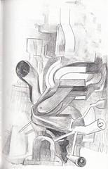 CansonA5_pipeline (JENS01) Tags: bleistift skizze zeichnung drawing sketch berlin fhain
