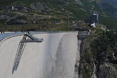Airwalk - Kölnbreinsperre (fatboyke (Luc)) Tags: malta hochalmstrase kölnbreinsperre österreichs höchster staumauer kölnbrein dam hohe tauern faakersee tal