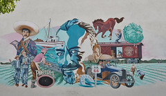 John Steinbeck Mural (right side) (charlottes flowers) Tags: mural johnsteinbeck onevoicemuralproject nationalsteinbeckcenter salinas patriziajohnson melmatthewson montereycounty