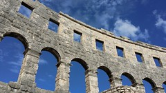 Pula - Croatia (Been Around) Tags: 20160831094055 croatia cro hrvatska kroatien worldtrekker travellers thisphotorocks travel twop europe eu europa expressyourselfaward europeanunion urlaub holiday 2016 summer sommer pula pola arena amphitheater amphitheatre istria istrien samsung galaxynote3 note3 nothingbutthebest onlyyourbestshots