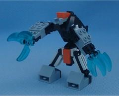 Cowl (Mantis.King) Tags: lego legogaming legomecha moc mechaton mobileframezero mfz mf0 microscale mecha mech futuristic scifi wargames