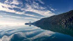 voyager's dream (Csaba Desvari) Tags: alaska reflection mirror blue expedition
