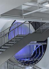 Mnchen | Munich (MyMUCPics) Tags: mnchen munich deutschesmuseum museum detail architektur architecture treppenhaus staircase