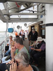 3944 The starboard deck (Andy panomaniacanonymous) Tags: 20160907 cruise ddd deck mvbalmoral passengers ppp roundtrip ship sss starboard ynysmon