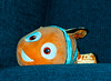 Nemo (Eduard van Bergen) Tags: face love minolta dslr blue yellow black friendly picture still photo foto maxxum old ancient vintage archaic eyes herz heart nemo wanda film fish vis noname hart vrolijk blij happy frölich swimming canal ocean sea zee see meer kanaal jumping water air dentist window adventures finding walt disney studios animation marlin coral dory darla gill anchor bruce tank gang pelican fairy tale sydney moonfish turtle nigel adventure chum deep sharks cartoon