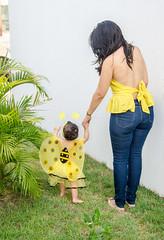 Malu 11 meses (McGyverRT) Tags: mensrio menina abelha abelinha girl baby love family bee little mother mame me filha child