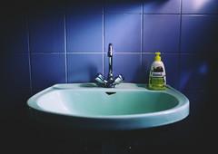(noemi.m) Tags: light shadow sink washbasin bathroom