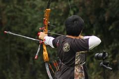 Archery (christina.marsh25) Tags: archery bow precision flickrfriday